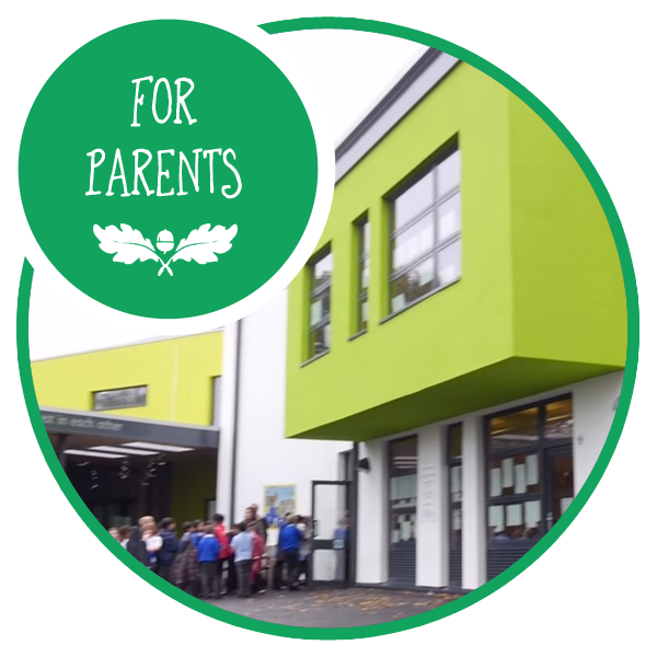 Parents Portal, Click here to vist St Mary's Primary Parents Section