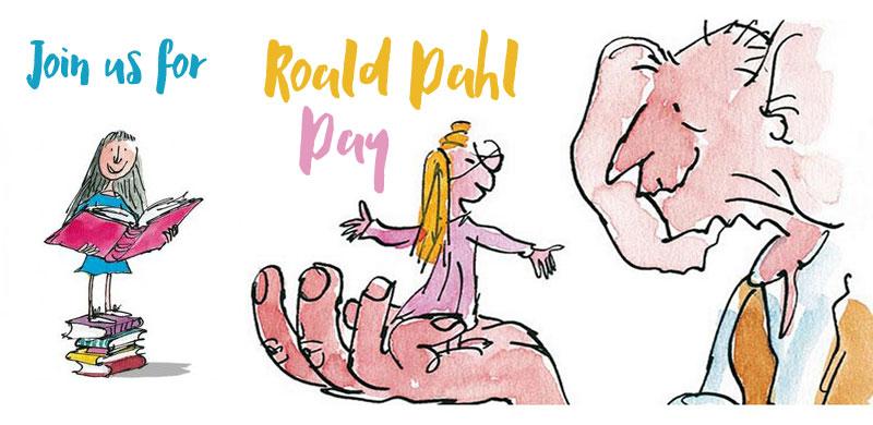 Roald Dahl Day – September 13th 2016