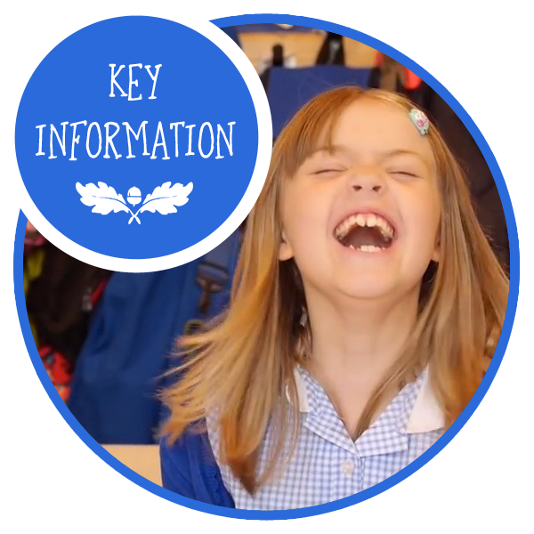 Key Information Portal for St Mary's Primary School